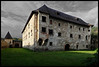 PORTRAIT OF A BUILDING . SCHLOSS HANFELDEN