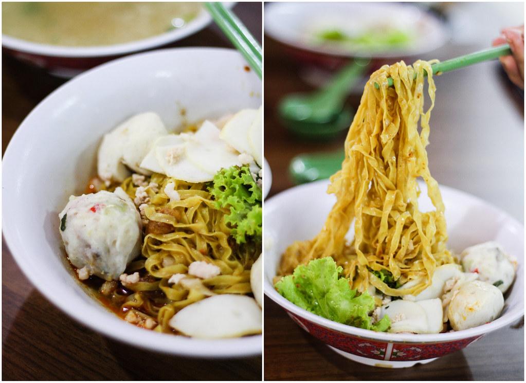 Ah Hui Fishball Noodles