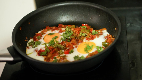 Shakshouka (North African Eggs)