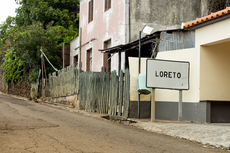 Loreto - Madeira