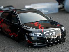 Audi RS6 Karosserie