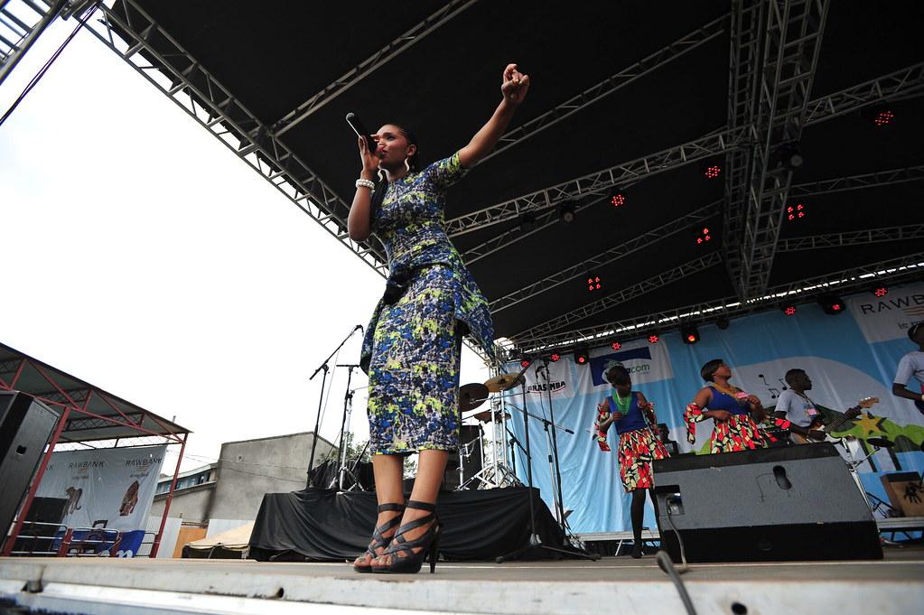 Amani Festival 2014 - Alicios - Norvège