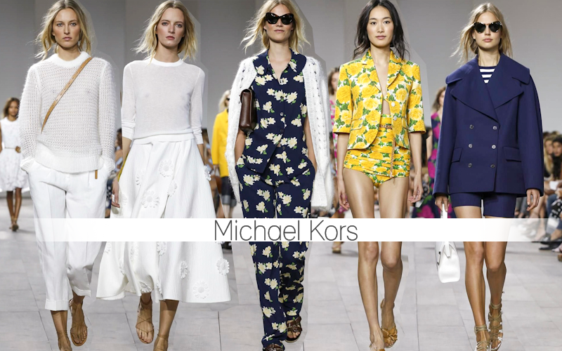 NewYork fashion week 2014 | Michael Kors
