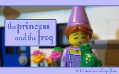 The Princess and the Frog brickfilm...