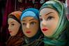 Bosnian dolls in chain ...