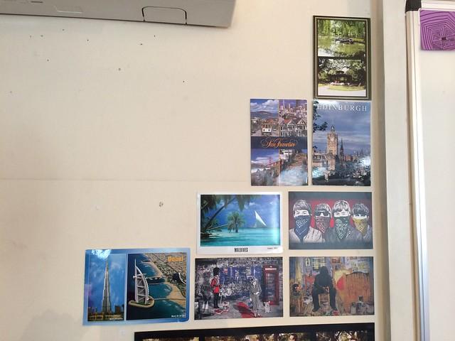 postcardwall