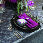 Majestic Magenta Partyscape at Hotel Arista