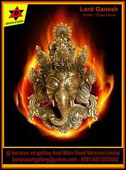 Lord Ganesh Artist Cahu Lama