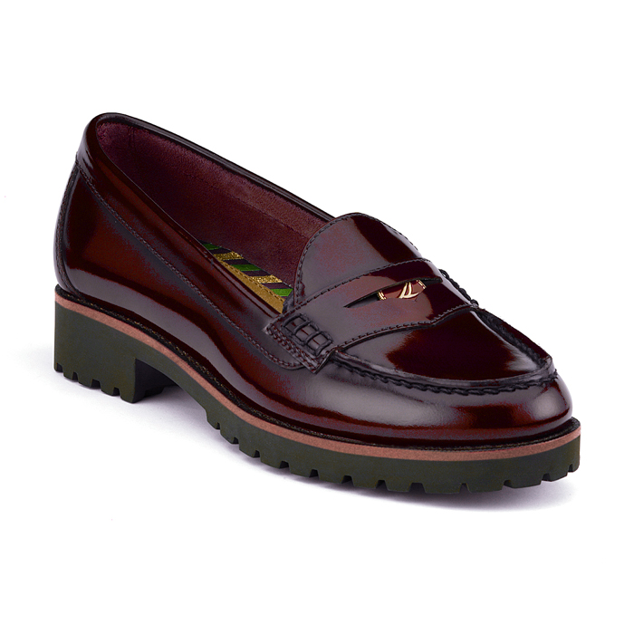 Sperry Top-Sider Women's Winsor Cordovan Penny Loafer