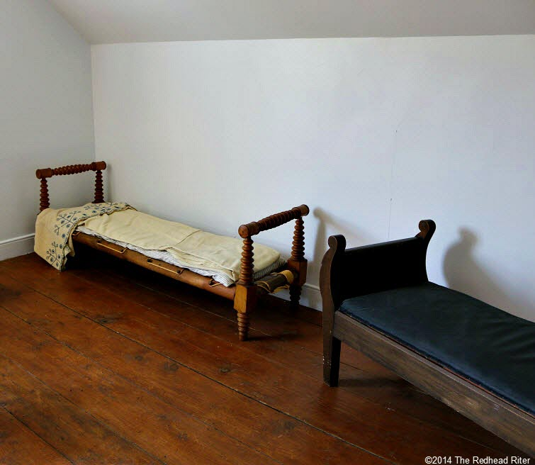 beds upstairs - Stonewall Jackson Died In Guinea, Virginia