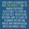 Sept 18 2014 Gospel Treason Quotes