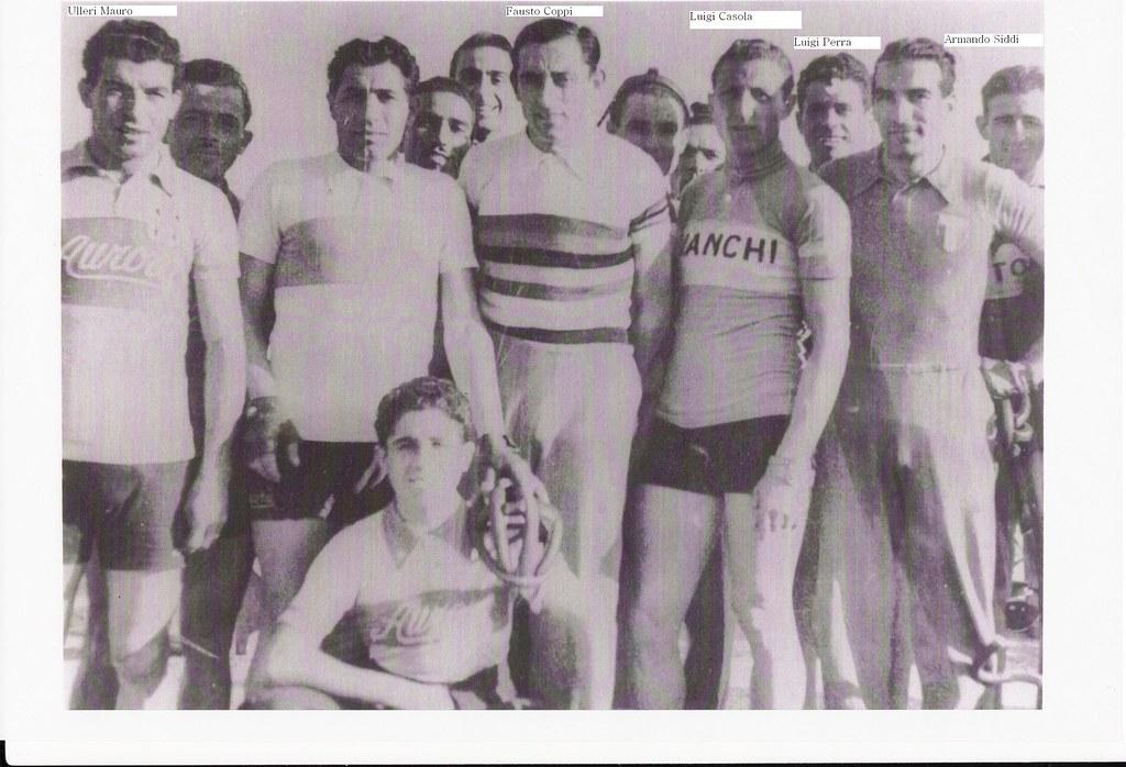 Febbraio 1954 velodromo di Carbonia