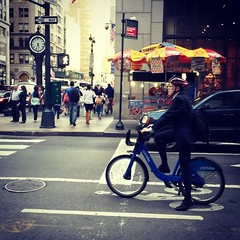 Bike sharing #bike #nmt #nyc #sustainable