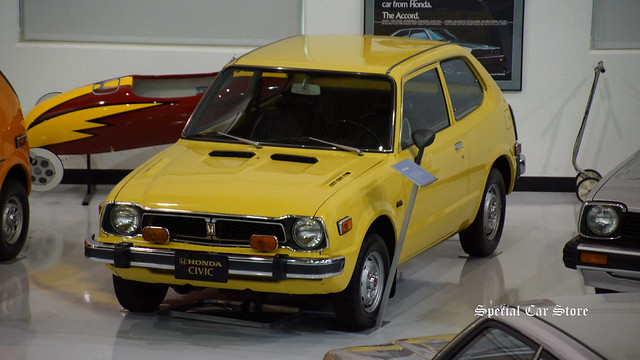 1975 Civic CVCC