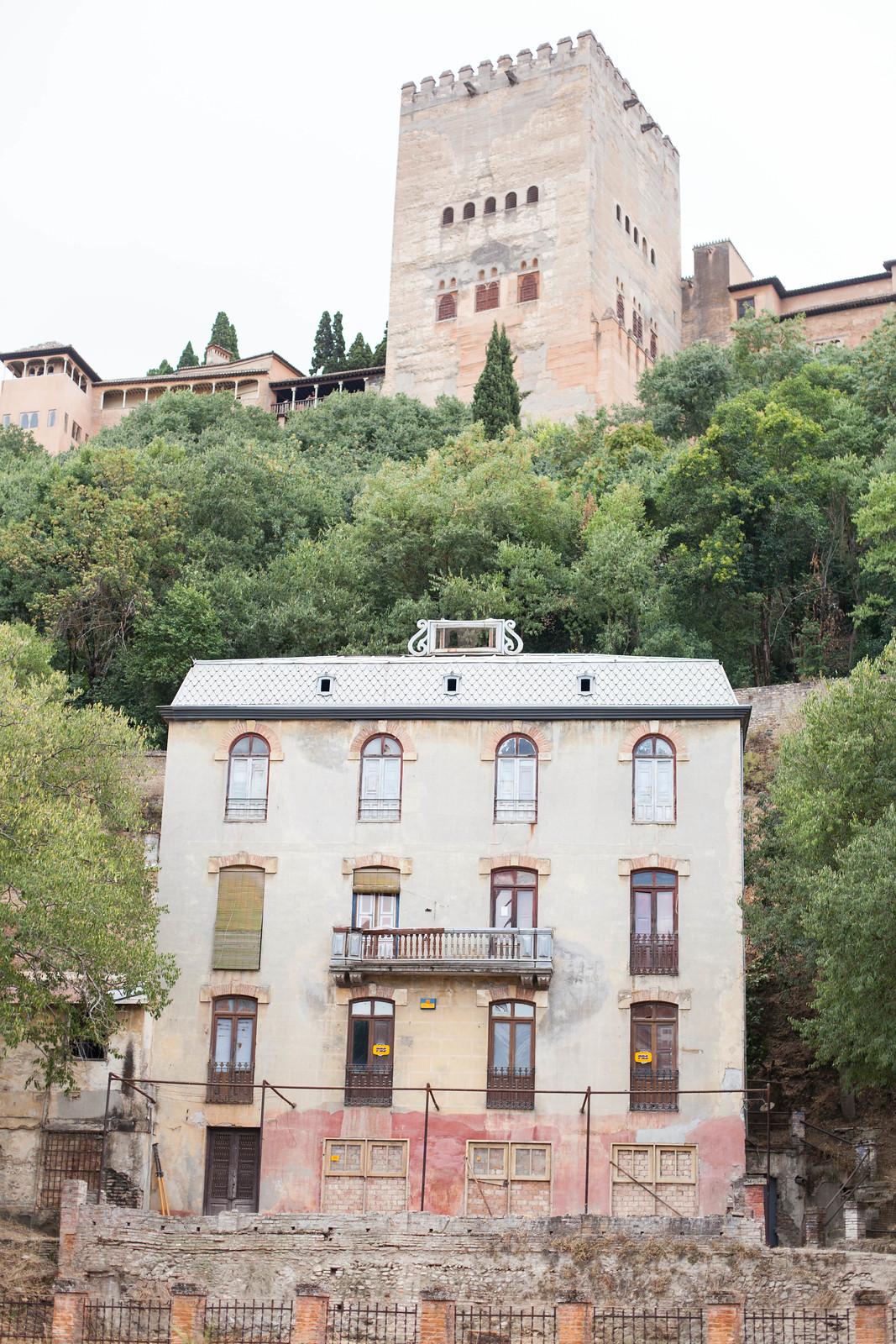 Casa de las Chirimias, Granada