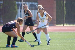 women's lacrosse(0.0), stick and ball games(1.0), sports(1.0), stick and ball sports(1.0), team sport(1.0), hockey(1.0), field hockey(1.0), ball game(1.0), athlete(1.0),