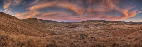 oregon centraloregon desert highdesert paintedhills nationalmonument johndayfossilbedsnationalmonument