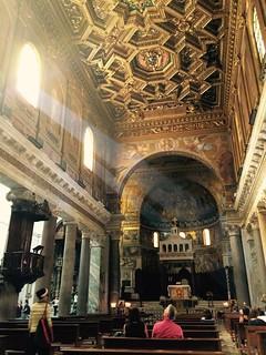 Basilica di Santa Maria in Trastevere の画像.