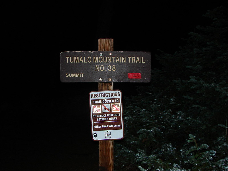 Tumalo Mountain Trailhead