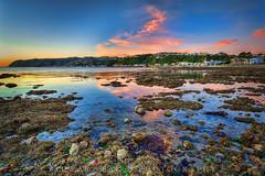 Plimmerton, Sunset