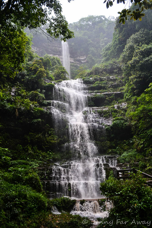 Thousand Stage Waterfall