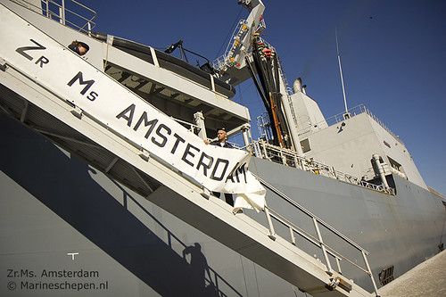 Zr.Ms. Amsterdam