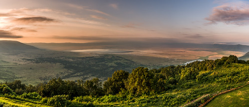 Ngorongoro Crater by Geoff Livingston