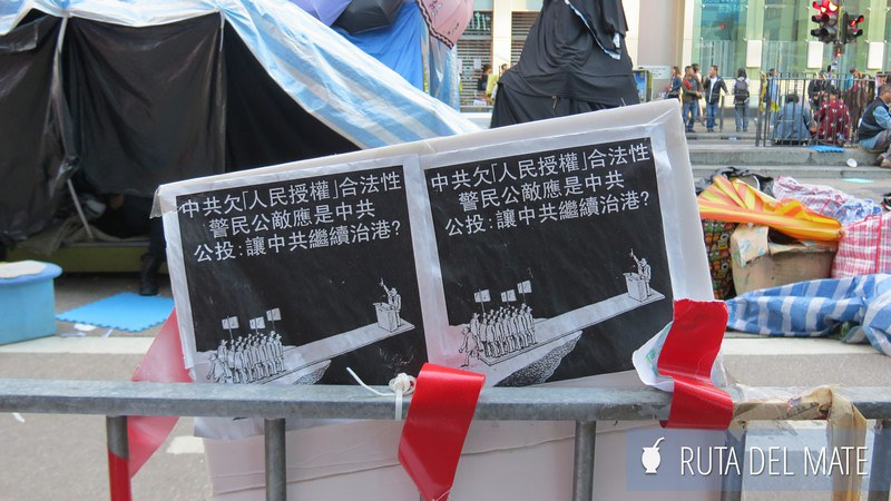 Umbrella Movement Hong Kong (3)
