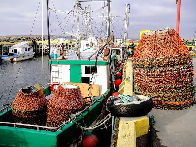 Crab Fishery, Sony DSC-T90