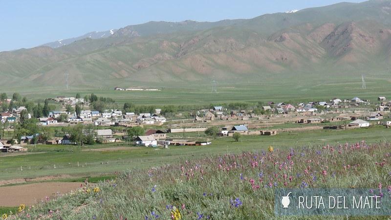 Lago Song-Kol Kirguistán (4)