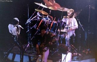 Queen live @ London - 1978
