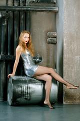 Industrial femininity