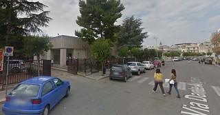 L'ufficio postale di Rutigliano