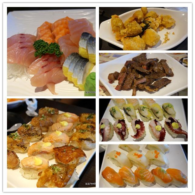 【台中西屯】和原日式家庭料理(中科店)-多樣化日本料理單點吃到飽