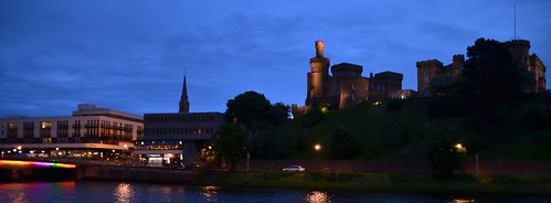 361 - Inverness by night