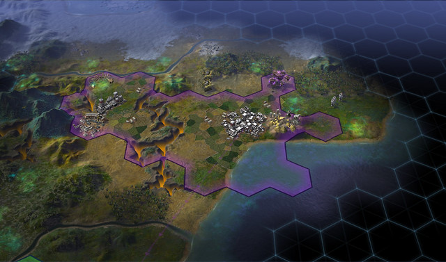 Civilization Beyond Earth E3 2014