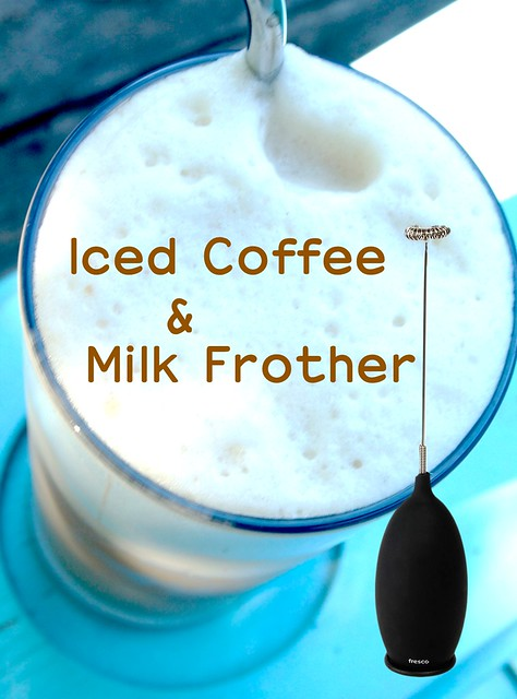 Stainless Steel Stovetop Percolator & Milk Frother