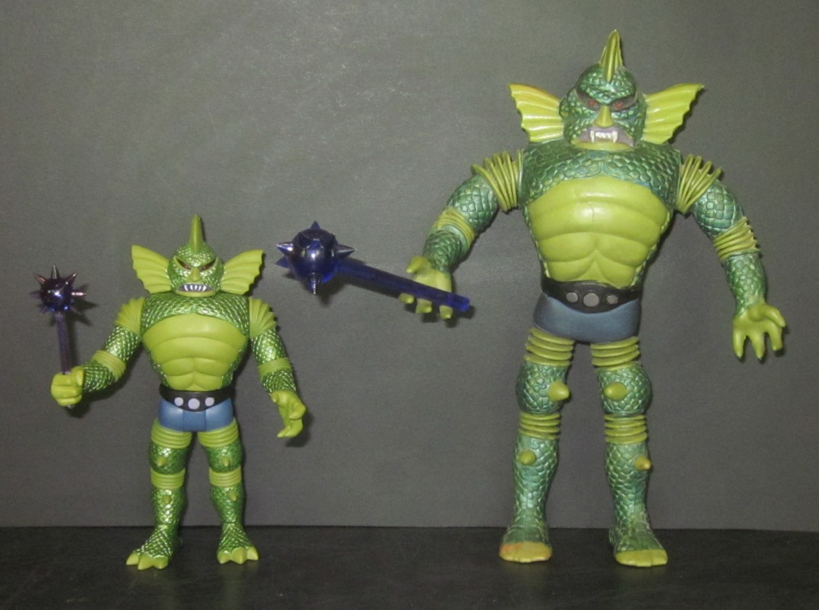 colossus rex both versions