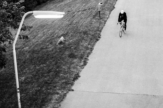 Project 365: #171 - Evening ride