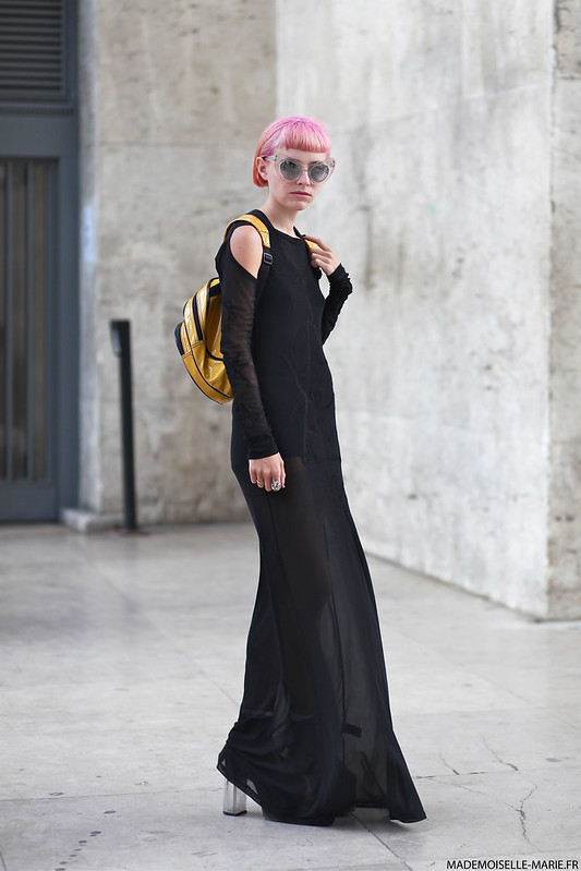 Solene at Paris Fashion Week menswear day 1