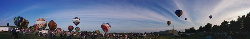 25th Great American Balloon Race