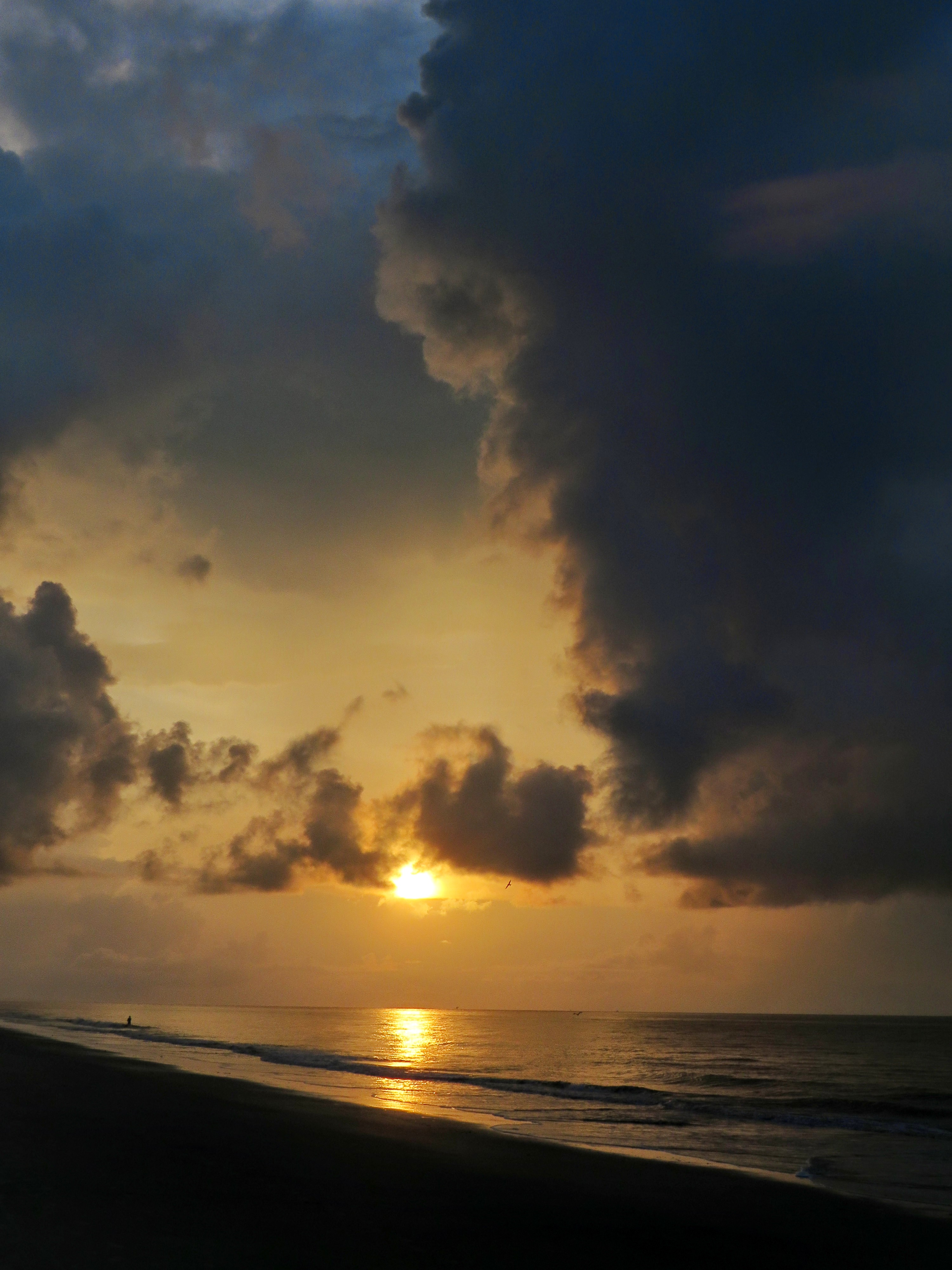 Tide At Paradise Island Sc
