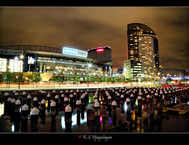 Docklands @ Melbourne