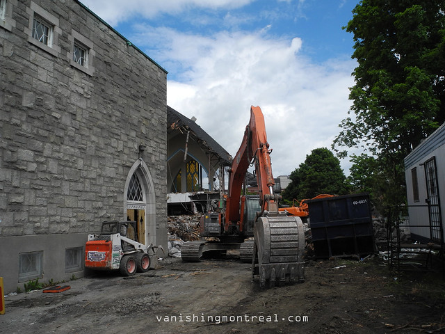 Eglise Notre-Dame-de-la-Paix demolition 6/06/14 20