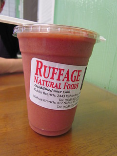 Super Antioxidant Smoothie at Ruffage