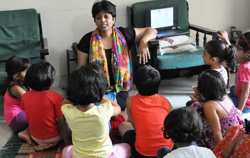 Arthi Anand's Storytelling Express
