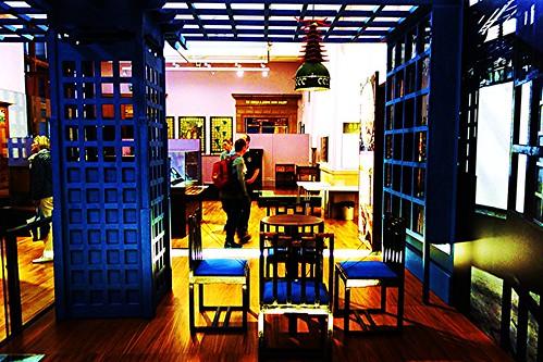 Mackintosh Room, Kelvingrove Art Gallery & Museum, Glasgow