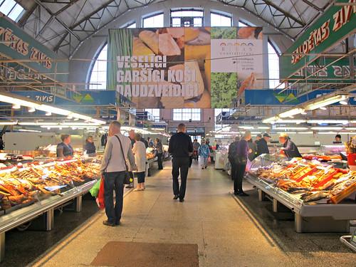 Riga-Markthallen