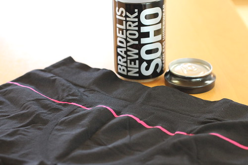 BRADELIS NewYork. SOHO(ブラデリスニューヨークソーホー)パンツ黒缶8
