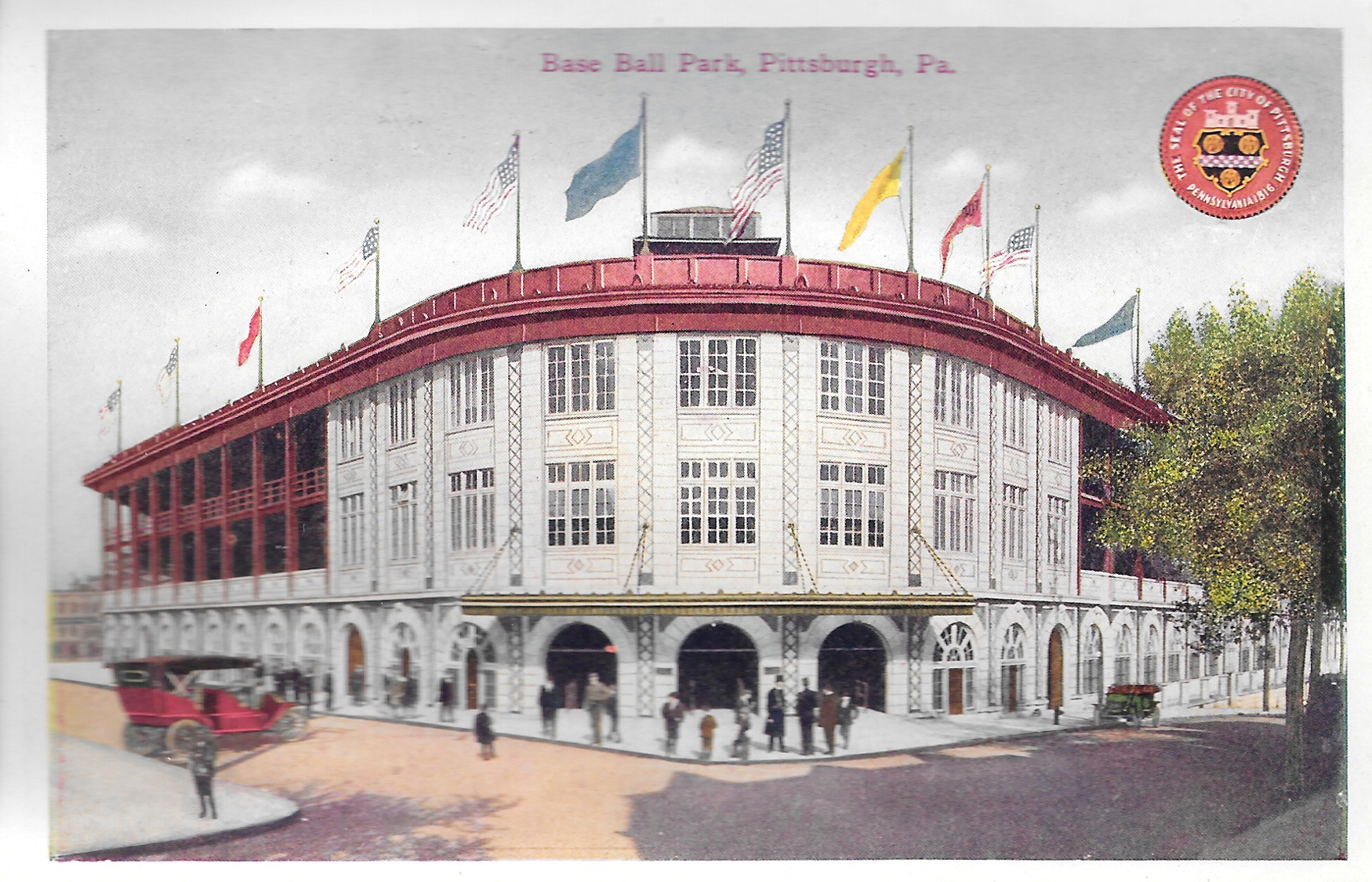 Postcard9-BaseballPark